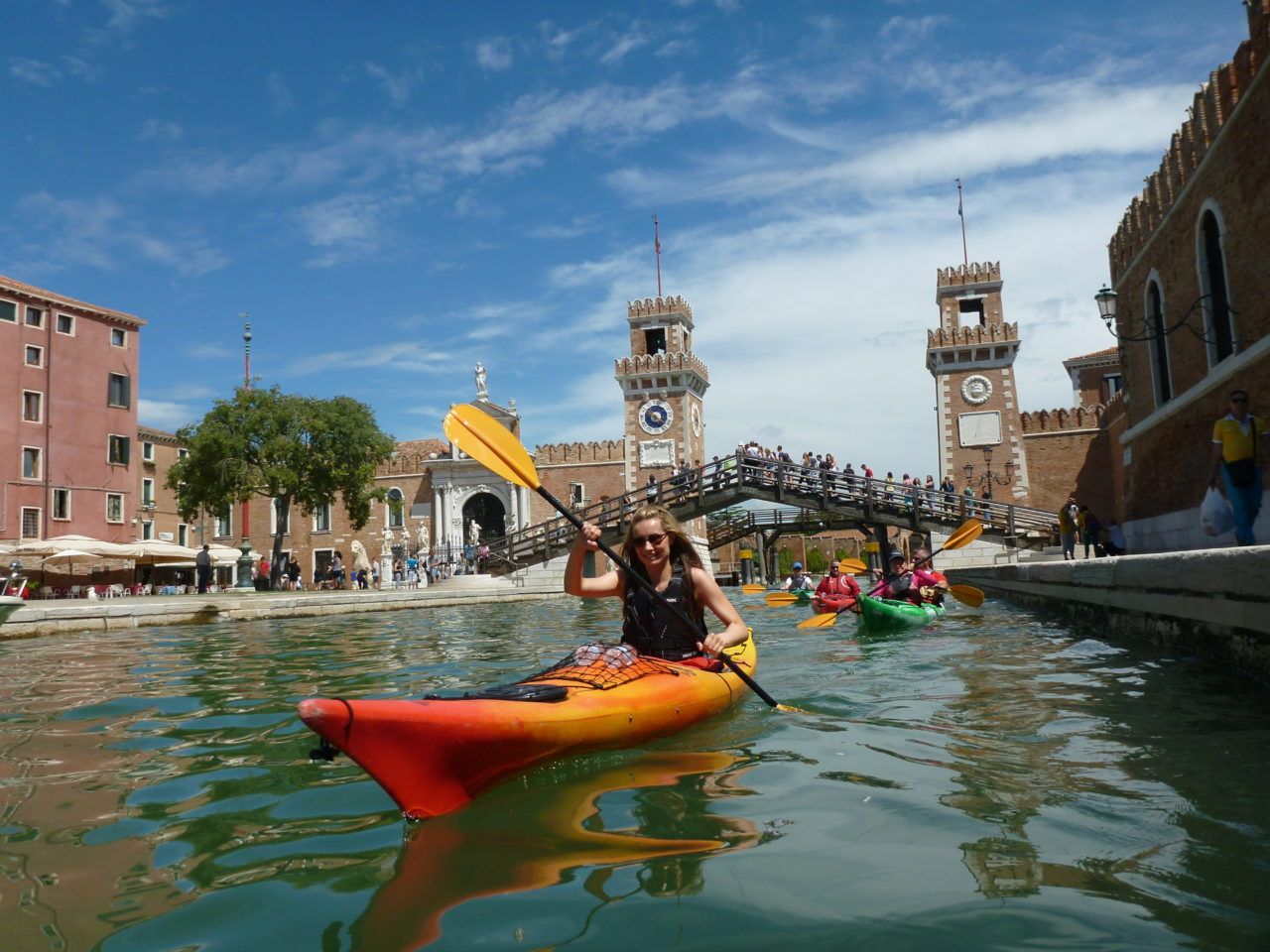 Kayaking in Venice - a unique experience - Venice Kayak